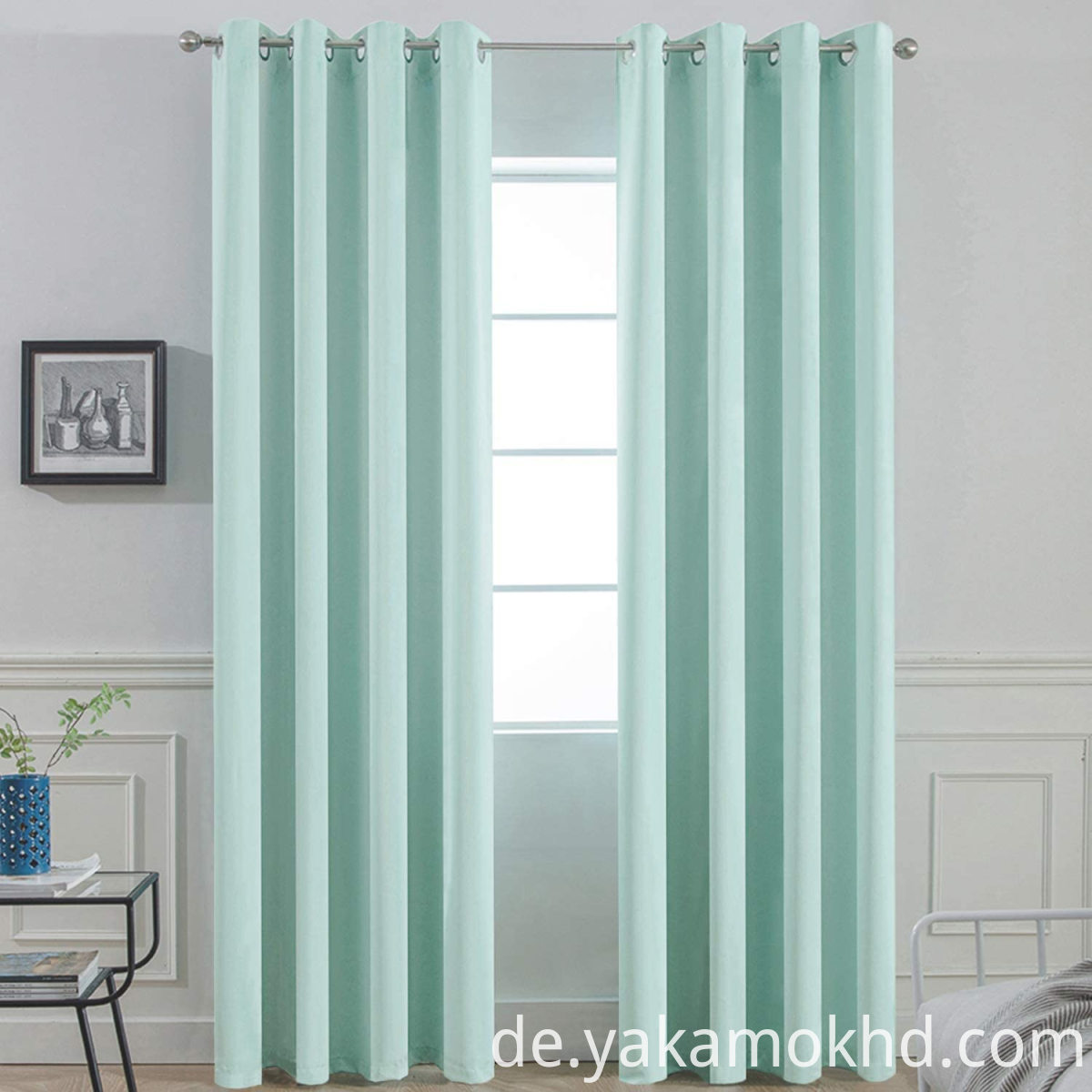 96 Inch Long Blackout Curtains