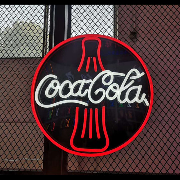 COCA COLA LED NEON SIGN Logo