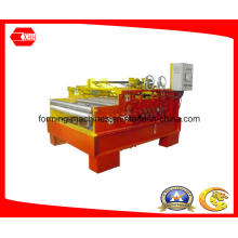 Steel Flattening Machine with Slitting and Cutting Device