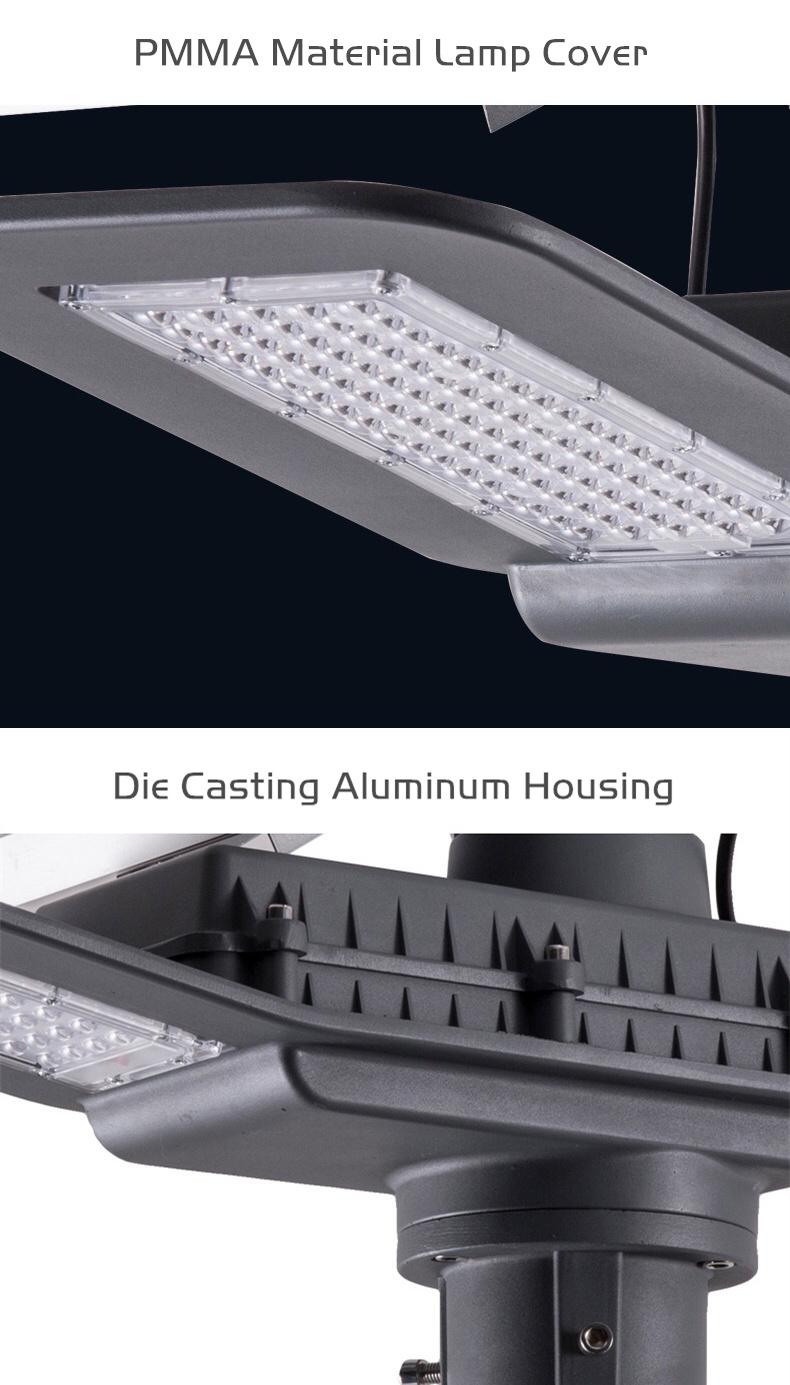 DE-SNF SOLAR LED PARK LIGHT DELIGHT ECO ENERGY