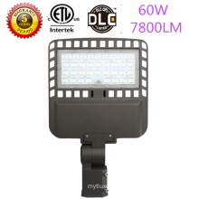 led shoe box light 100w for parking lot, garage, highway