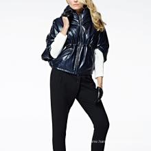 17PKCSC008 women double layer 100% cashmere wool coat