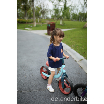 Neues Modell Stahlrohr ohne Pedal Training Laufrad