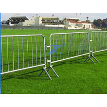 Barrière de foule galvanisée à chaud DIP (TS-E54)