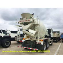 2018 SINOTRUK Hohan 6x4 concrete cement mixer truck