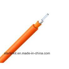 Multimode Simplex Tight Buffer Round LSZH Câble fibre optique intérieur