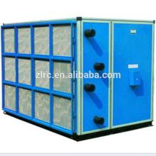 AHU, unidade de ventilação de ar fresco de roda giratória