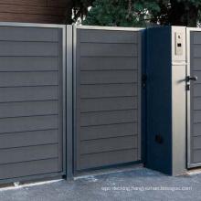WPC Fence Door Home Garden Decoration Wood Plastic Composite Gate