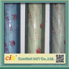 Hochwertige blaue Farbe PVC-Blattrolle