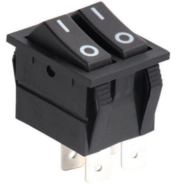 CE et Rohs Electrical Divers Rocker Switch