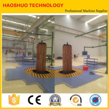 Vertical Coil Winding Machine for Transformer