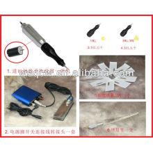 2014 Kit profesional permanente de maquillaje de venta caliente