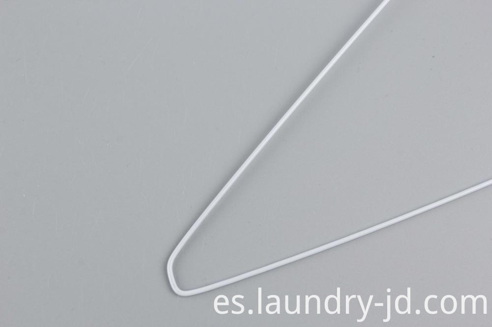 White Caped Hanger