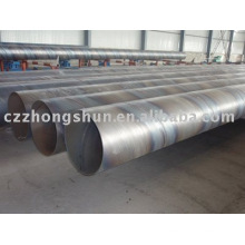 steel pipe spiral/Q235 welding pipe SSAW/spiral steel pipe