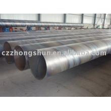 Стальная труба спираль / Q235 сварочная труба SSAW / спиральная стальная труба