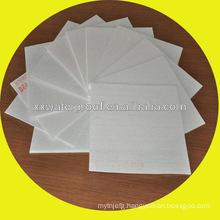 Polyester felt nonwoven fabric for bitumen membrane