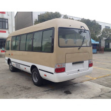 Mini barramento diesel de 120HP com 20 assentos 23 assentos 28seats