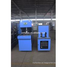 Semi automático 1 uso de la fuente de la fábrica de la cavidad para el tarro del ANIMAL DOMÉSTICO puede soplar la máquina de moldear