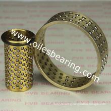 206.71.063.160 aluminium ball bearing, cages copper ball retainer brass bush,FZH Ball Retainer Composite bearing bushings