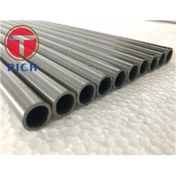 ASME SB163 Nickel Allot Seamless Steel Tube