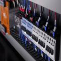 sistema hidráulico para máquina de moldagem por injeção totalmente automática