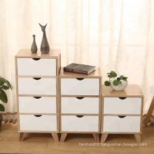 Home Furniture antique solid wood bathroom cabinet