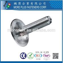 Hecho en acero inoxidable de Taiwán DIN15237