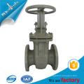 Fornecimento de tubos de água válvula de porta padrão industrial BD VALVULA