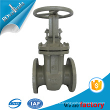 Online shopping industrial casted gate valve with handwheel in Gost standard
