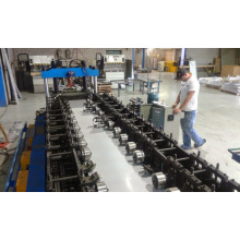 CE Certificated Customized Racking Shelves Roll Forming Machine