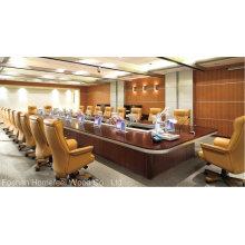 Table de conférence en bois moderne de haute qualité (HF-MH7001)
