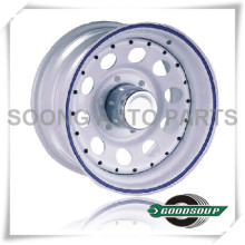 Modular-Beadlock Wheels GS-30202 Steel Wheel with different PCD, Offset and Vent hole