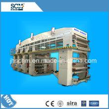 Industrial Solventless máquina de laminação seca para BOPP / Pet / PE