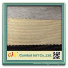 últimas telas nuevas del chenille del diseño para las ventas enteras del sofá y del texitle para la tela del sofá tela del poliéster y tela de nylon