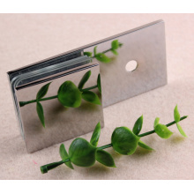 180 Degree Wall To Glass Brass Glass Table Clamp Bracket For Shower Door