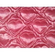 Couverture ultrasons de matelassage Polyester couvre-lits/lit