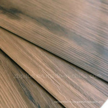 Planche de plancher de vinyle d'utilisation d'intérieur de PVC