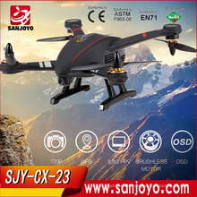 CHEERSON CX-23 5.8G 4CH FPV 2.0MP cámara GPS Brushless CX-23 GPS drone