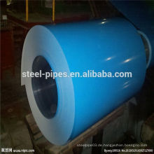 Liaocheng JBC Mühle ppgi Stahlspule Herstellung
