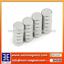 Hochwertiger kleiner radial magnetisierter N35-52 Neodym-Magnetstift / Scheibenformmagnet für heißen Verkauf