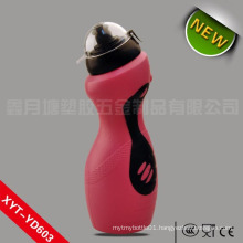 600ml Sports Water Bottle, Cute Plastic Sports Bottle