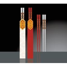 Calor transferencia de impresión en madera palillos
