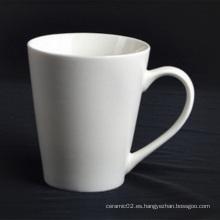 Super taza de porcelana blanca - 14CD24365