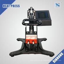 2017 Nueva máquina Inteligent de la prensa del calor de la pluma del regulador del tacto del dedo de la llegada