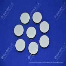 Hook Loop Stickiness Back Squares Monedas con pegamento adhesivo