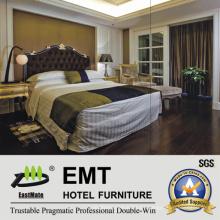 Superior de diseño Hotel Dormitorio Muebles Suite Presidencial (EMT-D1205)