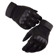 Breathable Tactical Gloves Mens Hard Knuckle Gear Full Finger Cycling Army Military Tactical Gloves For Men
