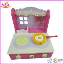 2014 New Fashion Role Play Wooden Children Kitchen Toys, Baby Like Hot Sale Wood Toy
