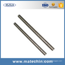 China Fundição dútile feita sob encomenda da fundição de areia do ferro fundido da fundição Rod