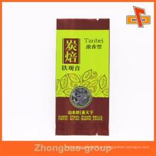 Fábrica diretamente fornecer fabricante de sacos de chá impressos personalizados para chá oolong